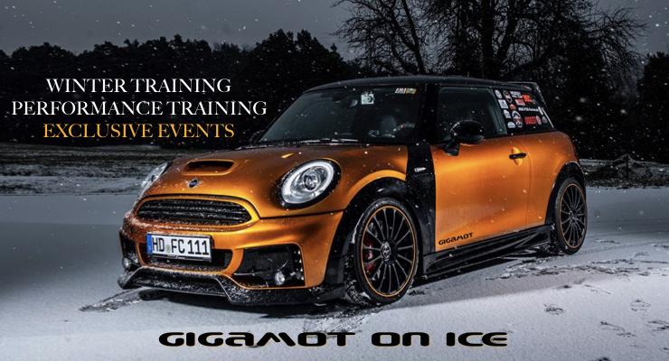Gigamot on Ice Tuning
