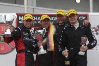 Podium OGP am Nürburgring