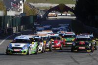 Start MINI Challenge Sazburgring