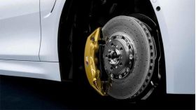 BMW M Carbon-Keramik-Bremsanlage