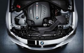 BMW M Performance Power Kit for 120d Cabrio and 320d built .03/07 - 09/08 with Manual Transmission