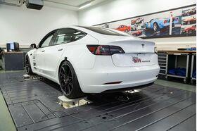 KW Variante 3 Gewindefahrwerk - Tesla Modell 3