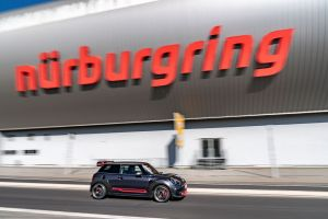 MINI John Cooper Works GP - Gigamot Racing