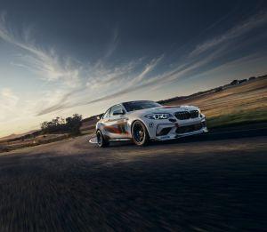 BMW M2 CS Racing - Gigamot Racing