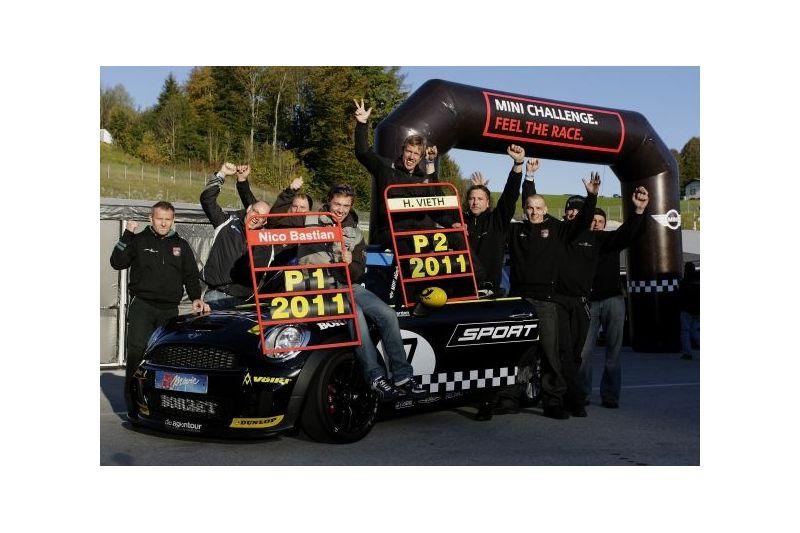 Team Gigamot Meister Vizemeister 2011